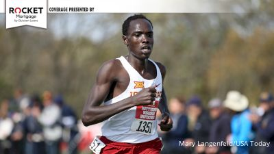 How Will Edwin Kurgat Approach XC Champs?