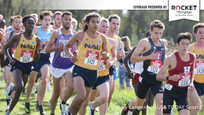 2019 Men's XC Season Rewind