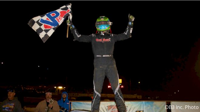 Gio Cashes in on Night #1 of Hangtown 100