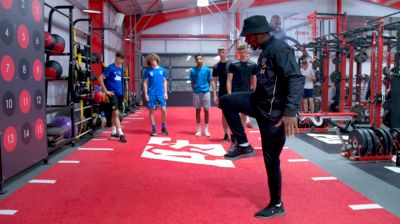 Speed Workshop With Fastest Man In Rugby, Carlin Isles