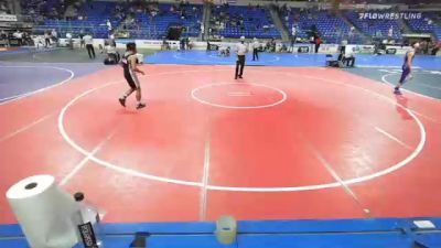 138 lbs Round Of 32 - Ryan Holt, Maryland vs Shayne Van Ness, NJ/NY