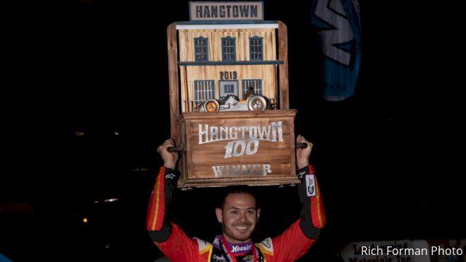 Kyle Larson Nets Big Payday At Hangtown 100