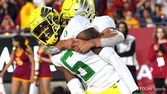 Oregon Holds A Clear Edge Over Alabama In Playoff Race