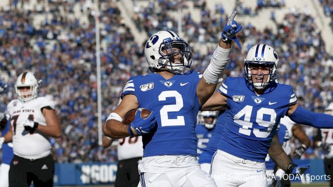 With Bowl Eligibility In The Bag, BYU Goes For Fifth Straight Win At UMass