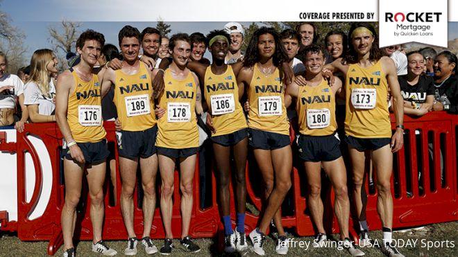 2019 DI NCAA XC Men's Preview: NAU Faces Their Toughest Test Yet