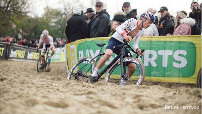 2019 UCI Cyclocross World Cup Koksijde Highlights