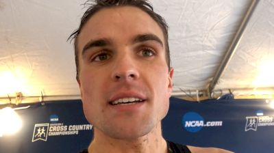 Joe Klecker Barely Remembers His Runner-Up NCAA Performance