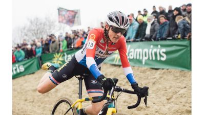 Can Lucinda Brand Win The Cyclocross World Championships This Weekend? We Think Not.