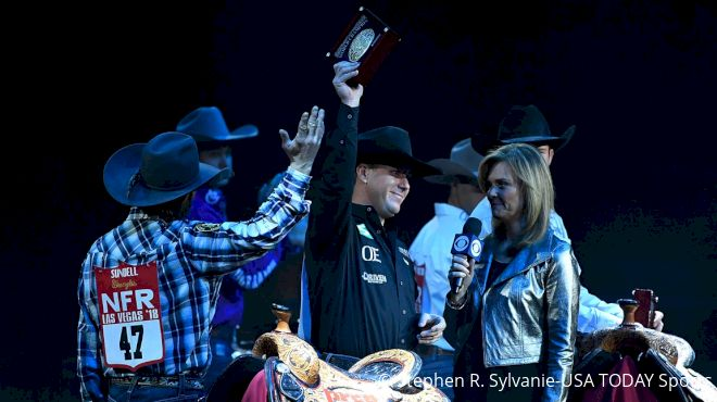 A Walk Down Memory Lane: Celebrating Trevor Brazile's 25th World Title