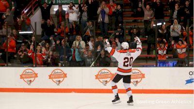Highlights: Lake Superior State vs Bowling Green, Game 1