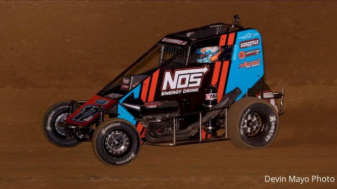 Stenhouse Joins Stacked Turkey Night Field