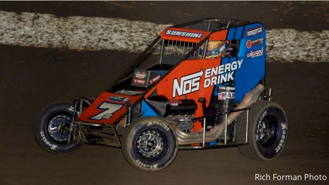 Tyler Courtney Eyes Walk Off Moment At Turkey Night