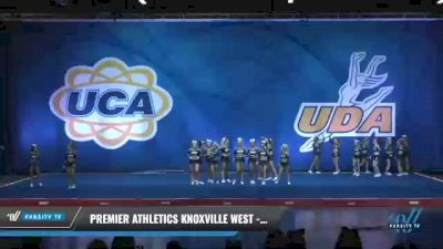 Premier Athletics - Knoxville West - Great White Sharks [2020 L5 Senior Day 2] 2020 UCA Smoky Mountain Championship