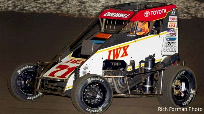 Jesse Colwell: Fastest In Turkey Night Practice