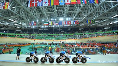 2019 UCI Track World Cup: Hong Kong - Day 3