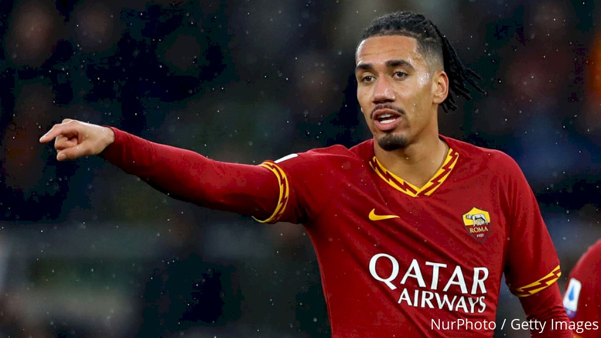 Chris Smalling, AS Roma