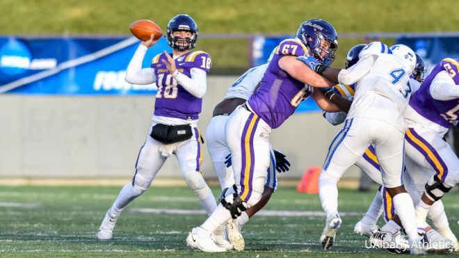 Jeff Undercuffler Leads UAlbany To First FCS Playoff Win