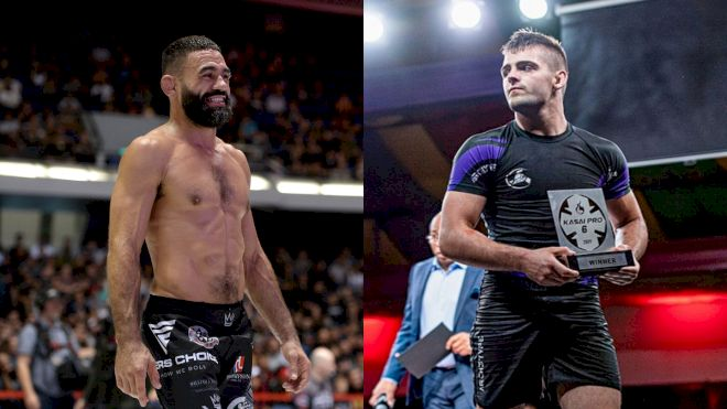 Tackett Requests Match With Rocha 'No Stalling, No Running, Kill Mode Only'