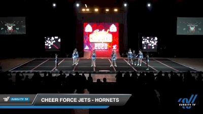 Cheer Force Jets - Hornets [2020 L1 Junior - Small - A Day 1] 2020 PAC Battle Of Champions