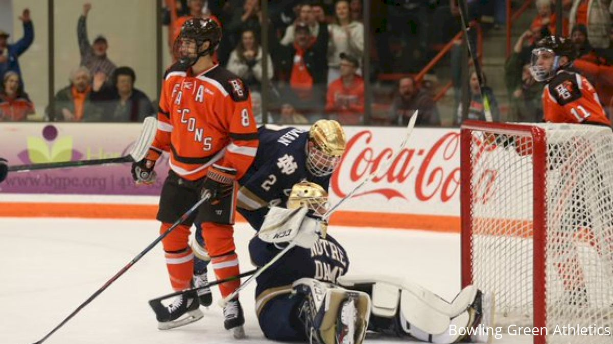 WCHA Conference Powers Minnesota State & Bowling Green Make Statements