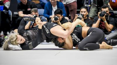Baleia Breakdown: A Tale of Two Armbars