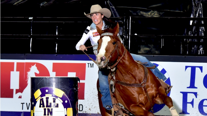 picture of 2019 All In Barrel Racing - Race 1: RidePass PRO