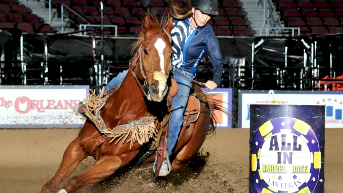 picture of 2019 All In Barrel Racing - Race 3: RidePass PRO