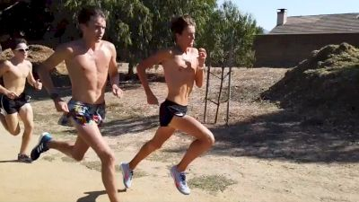 Workout Wednesday: Nico Young & Newbury Park 1k Repeats