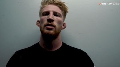 A Candid Bo Nickal Discusses His Match With Gordon Ryan