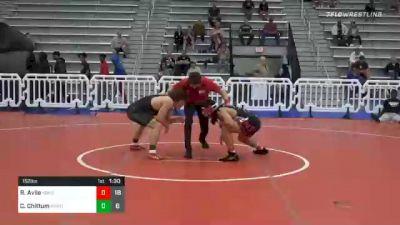 152 lbs Semifinal - Robert Avila, Team Kong United vs Cody Chittum, Minion Legends
