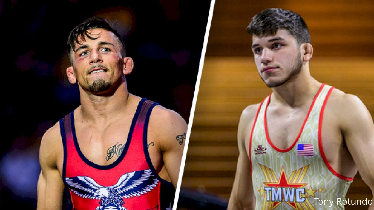 Who's Registered So Far For Senior Nationals - US Olympic Trials Qualifier?