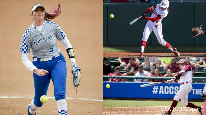 THE Spring Games Adds Division I Softball To Its 2020 Lineup