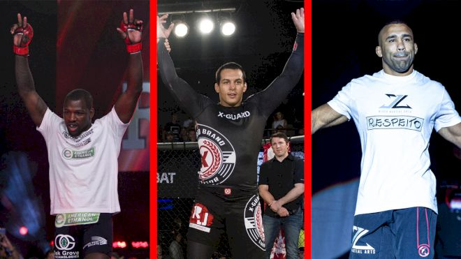 No-Gi Worlds Draws MMA Fighters Past And Present