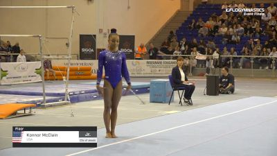 Konnor McClain - Floor, USA - 2019 City of Jesolo Trophy