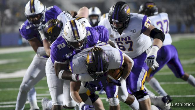 Dominant JMU Pitches First Playoff Shutout, Rolls Past Northern Iowa