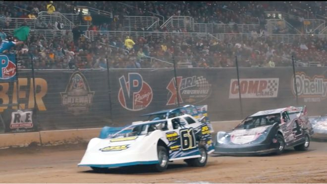 Late Model Roster Set For Gateway