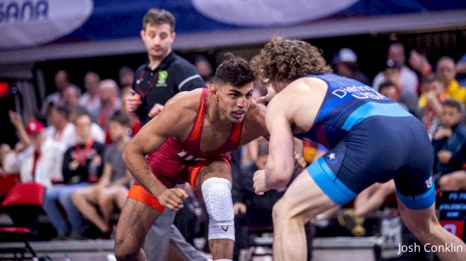 Why You Have To Watch Every 86 kg Match This Weekend