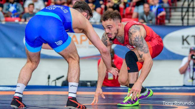 2019 Senior Nationals - US Olympic Trials Qualifier