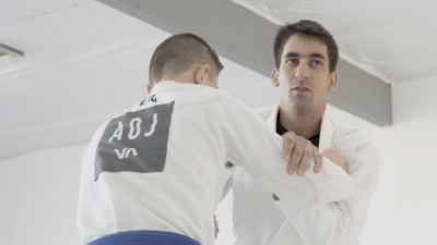 Gui Mendes Teaches Class At AOJ