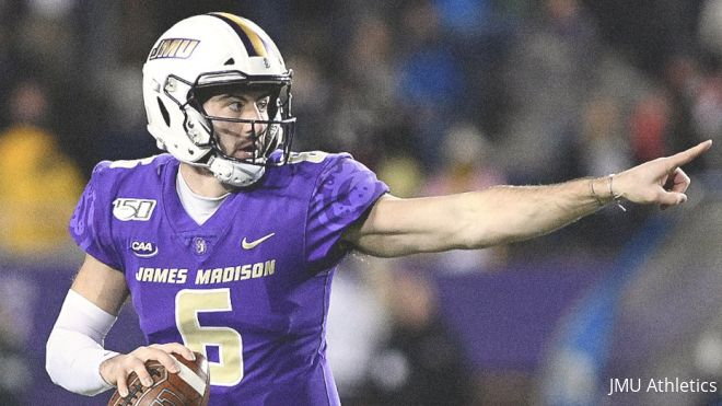 No. 2 James Madison Punches Its Ticket To FCS National Title Game