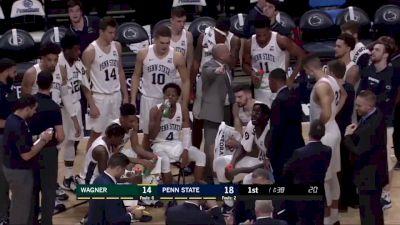 Full Replay - Wagner vs Penn State
