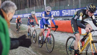 2019 UCI Cyclocross World Cup Heusden-Zolder