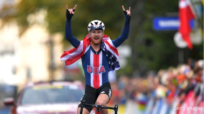 picture of Behind The Scenes With USA Cycling At The 2021 Road World Championships