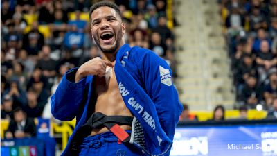 Isaque Bahiense Enters IBJJF Middleweight Grand Prix
