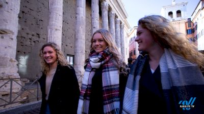 Varsity Rome Day 2: The Pantheon, Trevi Fountain And MORE!
