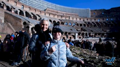 Varsity Rome Day 4: The Coliseum & The Roman Forum