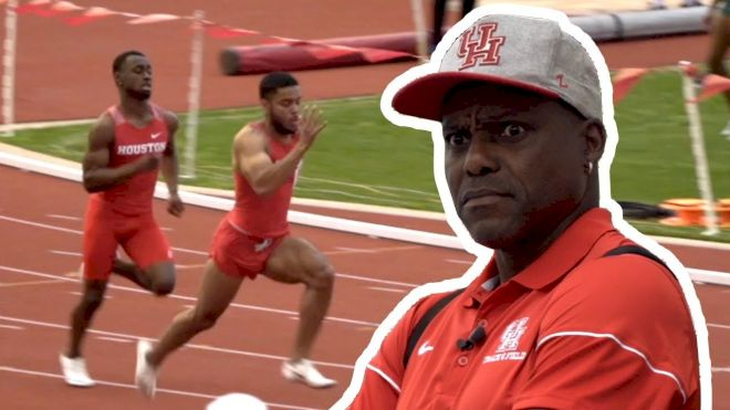 SPEED CITY: A Season With The Houston Cougars