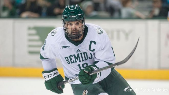 Strong 2nd Half Could Put Conference In Reach For Bemidji State