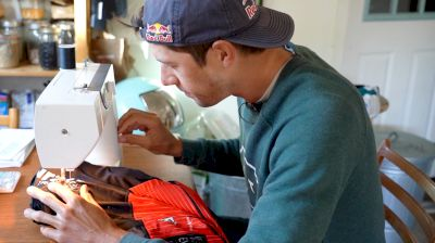 How To Fix Torn Cycling Clothes With Colin Strickland