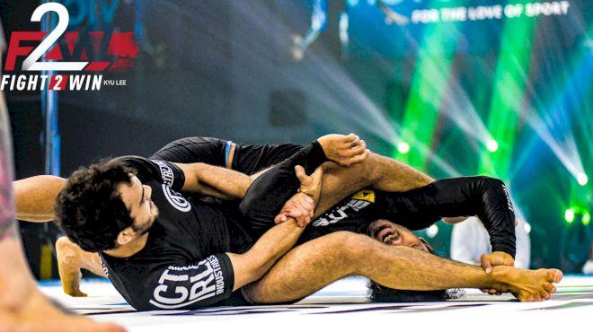 Consistent & Composed Marcio Andre Beats Ben Henderson at F2W 134